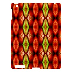 Melons Pattern Abstract Apple Ipad 3/4 Hardshell Case by Costasonlineshop
