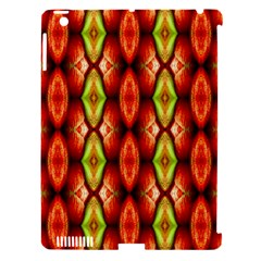 Melons Pattern Abstract Apple Ipad 3/4 Hardshell Case (compatible With Smart Cover) by Costasonlineshop