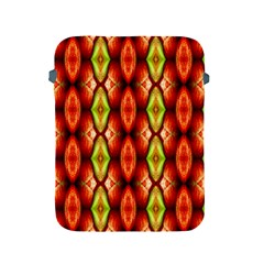 Melons Pattern Abstract Apple Ipad 2/3/4 Protective Soft Cases by Costasonlineshop