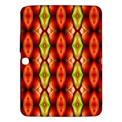 Melons Pattern Abstract Samsung Galaxy Tab 3 (10 1 ) P5200 Hardshell Case  by Costasonlineshop
