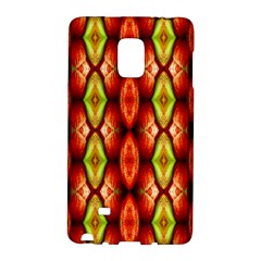 Melons Pattern Abstract Galaxy Note Edge