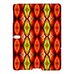 Melons Pattern Abstract Samsung Galaxy Tab S (10 5 ) Hardshell Case  by Costasonlineshop