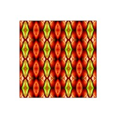 Melons Pattern Abstract Satin Bandana Scarf by Costasonlineshop