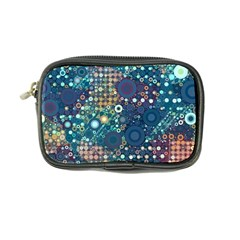 Blue Bubbles Coin Purse by KirstenStar