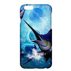 Awersome Marlin In A Fantasy Underwater World Apple Iphone 6 Plus/6s Plus Hardshell Case by FantasyWorld7