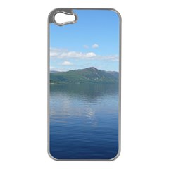 Loch Ness Apple Iphone 5 Case (silver) by trendistuff