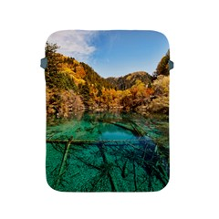 Jiuzhaigou Valley 1 Apple Ipad 2/3/4 Protective Soft Cases by trendistuff