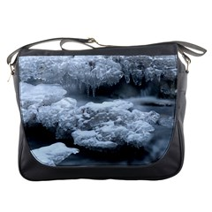 Ice And Water Messenger Bags by trendistuff