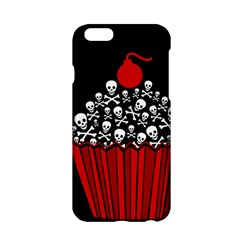 Skull Cupcake Apple Iphone 6/6s Hardshell Case
