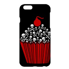Skull Cupcake Apple Iphone 6 Plus/6s Plus Hardshell Case by waywardmuse