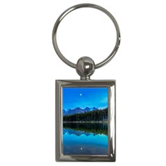Herbert Lake Key Chains (rectangle)  by trendistuff