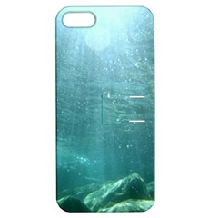 Crater Lake National Park Apple Iphone 5 Hardshell Case With Stand by trendistuff