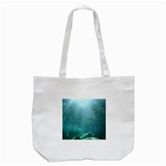 Crater Lake National Park Tote Bag (white)  by trendistuff