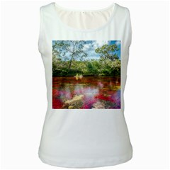 Cano Cristales 3 Women s Tank Tops