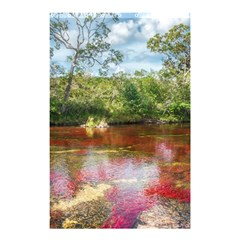 Cano Cristales 3 Shower Curtain 48  X 72  (small)  by trendistuff