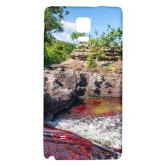 Cano Cristales 2 Galaxy Note 4 Back Case by trendistuff