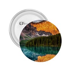 Banff National Park 4 2 25  Buttons by trendistuff
