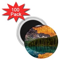 Banff National Park 4 1 75  Magnets (100 Pack)  by trendistuff