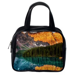 Banff National Park 4 Classic Handbags (one Side) by trendistuff