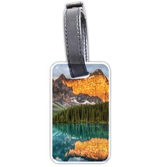 Banff National Park 4 Luggage Tags (two Sides) by trendistuff