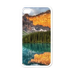 Banff National Park 4 Apple Iphone 4 Case (white) by trendistuff