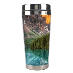 Banff National Park 4 Stainless Steel Travel Tumblers by trendistuff