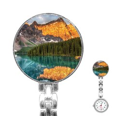 Banff National Park 4 Stainless Steel Nurses Watches by trendistuff