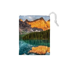 Banff National Park 4 Drawstring Pouches (small)  by trendistuff