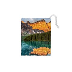 Banff National Park 4 Drawstring Pouches (xs)  by trendistuff