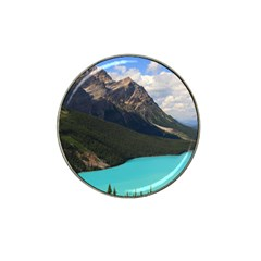 Banff National Park 3 Hat Clip Ball Marker (4 Pack) by trendistuff