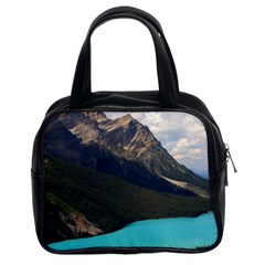 Banff National Park 3 Classic Handbags (2 Sides) by trendistuff