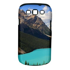 Banff National Park 3 Samsung Galaxy S Iii Classic Hardshell Case (pc+silicone) by trendistuff