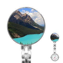 Banff National Park 3 Stainless Steel Nurses Watches by trendistuff