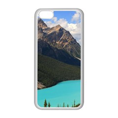 Banff National Park 3 Apple Iphone 5c Seamless Case (white) by trendistuff