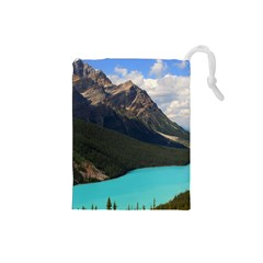 Banff National Park 3 Drawstring Pouches (small)  by trendistuff