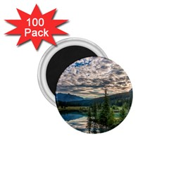 Banff National Park 2 1 75  Magnets (100 Pack)  by trendistuff