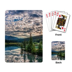 Banff National Park 2 Playing Card by trendistuff