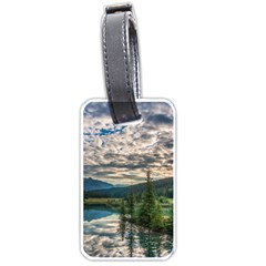 Banff National Park 2 Luggage Tags (two Sides) by trendistuff