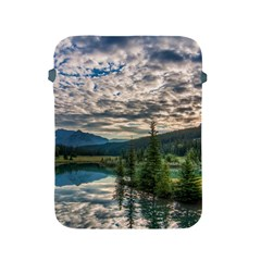 Banff National Park 2 Apple Ipad 2/3/4 Protective Soft Cases by trendistuff