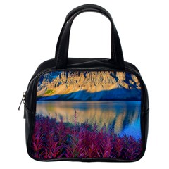 Banff National Park 1 Classic Handbags (one Side) by trendistuff