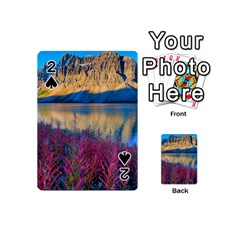Banff National Park 1 Playing Cards 54 (mini)  by trendistuff