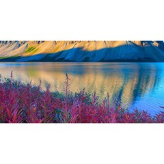 Banff National Park 1 You Are Invited 3d Greeting Card (8x4)  by trendistuff