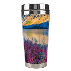 Banff National Park 1 Stainless Steel Travel Tumblers by trendistuff