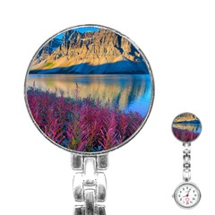 Banff National Park 1 Stainless Steel Nurses Watches by trendistuff