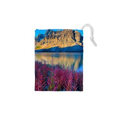Banff National Park 1 Drawstring Pouches (xs)  by trendistuff