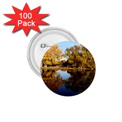 Autumn Lake 1 75  Buttons (100 Pack)  by trendistuff