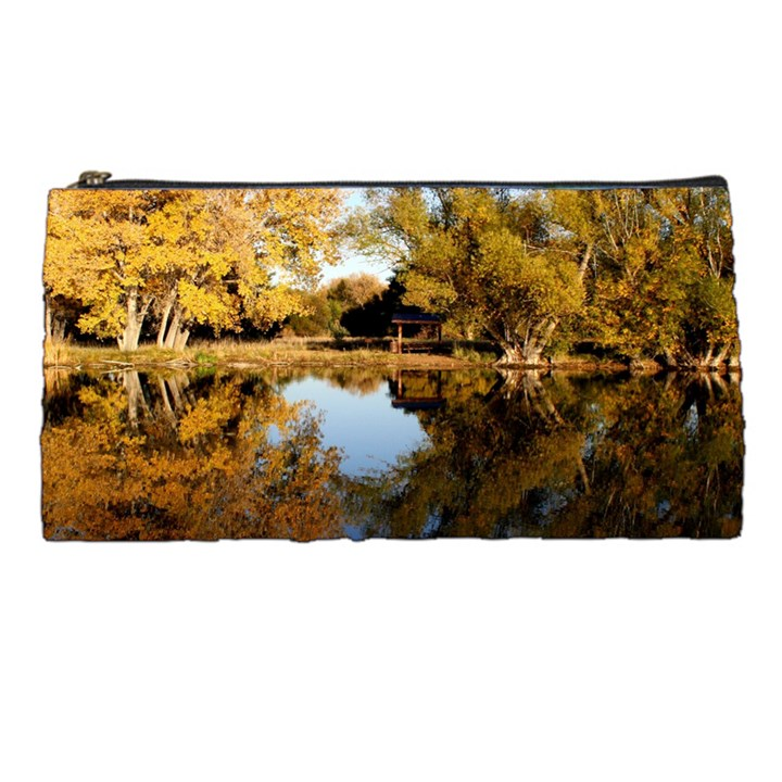 AUTUMN LAKE Pencil Cases