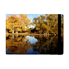 Autumn Lake Ipad Mini 2 Flip Cases by trendistuff