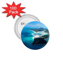 Whitehaven Beach 2 1 75  Buttons (100 Pack)  by trendistuff