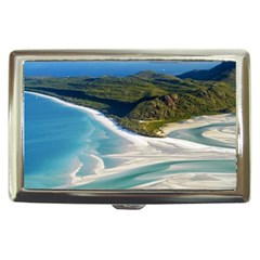 Whitehaven Beach 1 Cigarette Money Cases by trendistuff